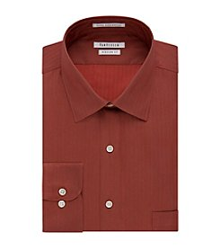 Van Heusen® Men's Big & Tall Herringbone Pattern Dress Shirt