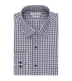 Van Heusen® Men's Big & Tall Checkered Dress Shirt