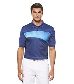 Callaway® Men's Short Sleeve Blue Prism Polo