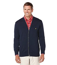 Jack Nicklaus Men's Long Sleeve Golden Bear Cardigan
