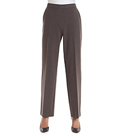 Briggs New York Flat Front Pull-On Pants