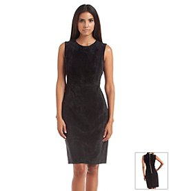 Calvin Klein Seamed Dress