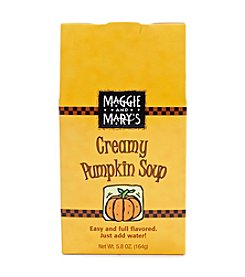 Maggie and Mary's Pumpkin Soup