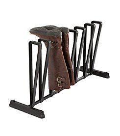 LivingQuarters 4-Pair Boot Rack