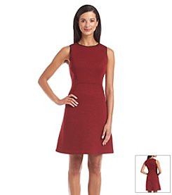 Marc New York Seamed Sheath Dress