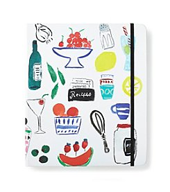 kate spade new york® Recipe Book