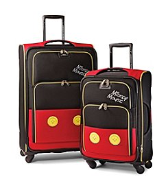 American Tourister® Disney™ Mickey Pants Luggage Collection + $50 Gift Card by mail