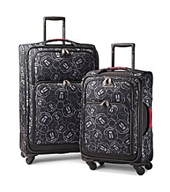 American Tourister® Disney™ Mickey Face Luggage Collection + $50 Gift Card by mail
