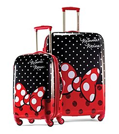 American Tourister® Disney™ Minnie Red Bow Hardside Luggage Collection + $50 Gift Card by mail