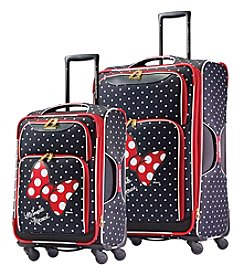 American Tourister® Disney™ Minnie Red Bow Luggage Collection + $50 Gift Card by mail