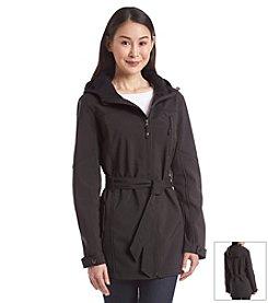 Below Zero Solid Belted Short Coat