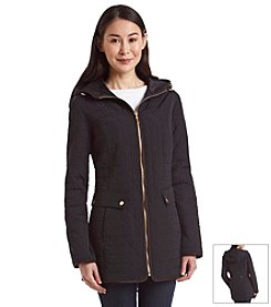 1 Madison® Three-Quarter Quilt Coat