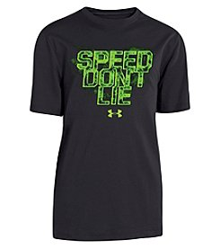 Under Armour® Boys' 8-20 Speed Don't Lie T-Shirt