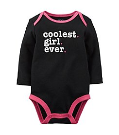 Carter's® Baby Girls' Coolest Girl Bodysuit