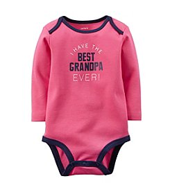 Carter's® Baby Girls' Best Grandpa Ever Bodysuit