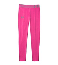 Under Armour® Girls' 7-16 Heatgear® Armour Solid Leggings
