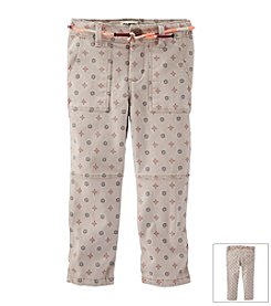 OshKosh B'Gosh® Girls' 2T-7 Skinny Field Twills