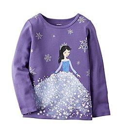 Carter's® Girls' 2T-6X Snow Princess Tee