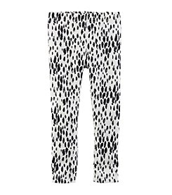 Carter's® Girls' 4-6X Animal Print Leggings