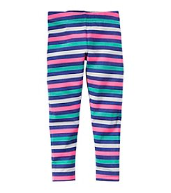 Carter's® Girls' 4-6X Striped Leggings