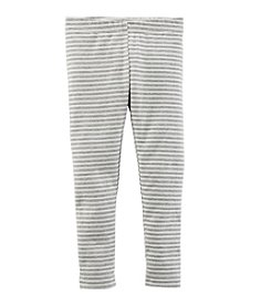 Carter's® Girls' 2T-6X Striped Leggings