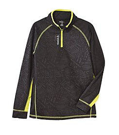 Reebok® Boys' 8-20 Pop Quarter Zip Jacket