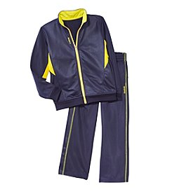 Reebok® Boys' 4-7 Honeycomb Jacket Set