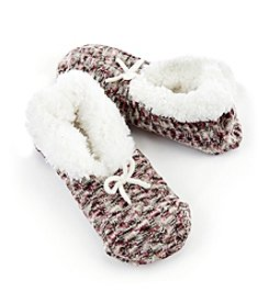 Fuzzy Babba® Teddy Fur Slipper Socks