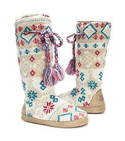 MUK LUKS Grace Tall Slipper Boots