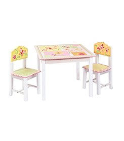 Guidecraft® Gleeful Bugs Table & Chairs