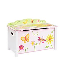 Guidecraft® Gleeful Bugs Toy Box