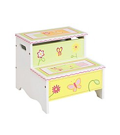 Guidecraft® Gleeful Bugs Step Up Storage