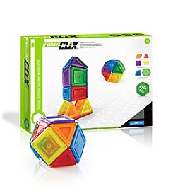 Guidecraft® 24-pc. PowerClix® Solids Set