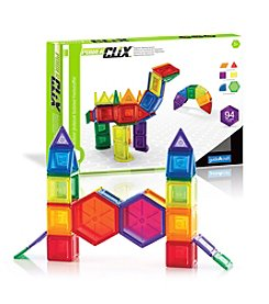 Guidecraft® 94-pc. PowerClix® Solids Set
