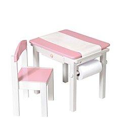 Guidecraft® Art Table & Chair Set