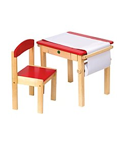 Guidecraft® Art Table & Chair Set