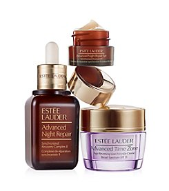 Estee Lauder Anti-Wrinkle Gift Set (Includes A Full-Size Advanced Night Repair)