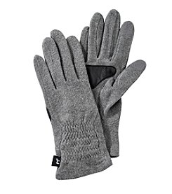 Echo Touch Ruched Warmers Gloves