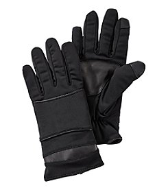 Echo Superfit Gloves With Leather Piping