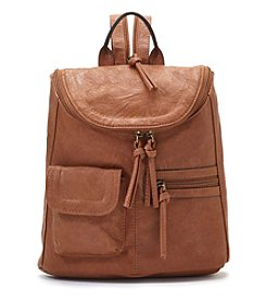 GAL Veg Tan Convertible Backpack