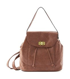 GAL Veg Tan Turnlock Backpack