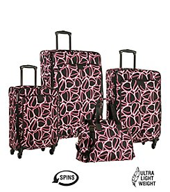 Diane von Furstenberg Odyssey Spinner Luggage Collection