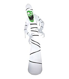 Gemmy Animated Airblown Skinny Mummy