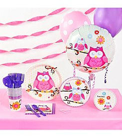 Owl Blossom Party Kit
