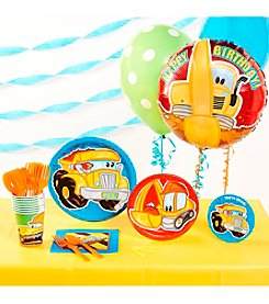 Construction Pals Party Kit