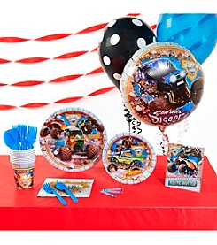 Monster Jam 3D Party Kit