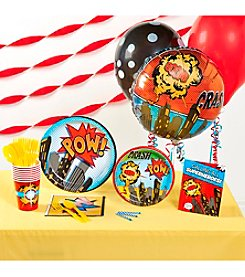 Superhero Comic Party Kit