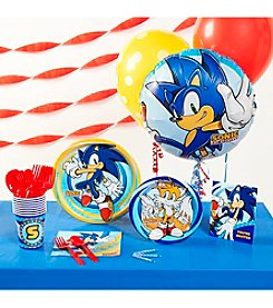 Sonic Party Kit