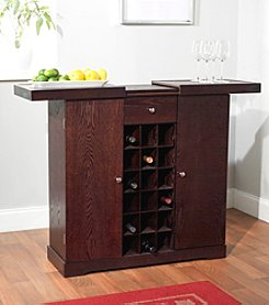 Target Marketing Systems Wine Storage Cabinet