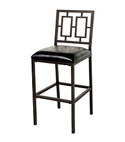 Fashion Bed Group Lansing Metal Bar Stool